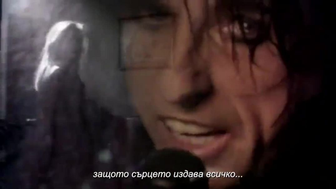 Alice Cooper - Only My Heart Talkin / Bg subs (вградени)
