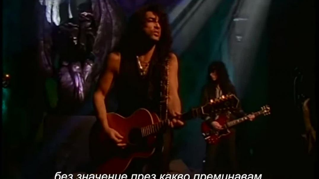 Kiss - Every Time I Look At You / Bg subs (вградени)